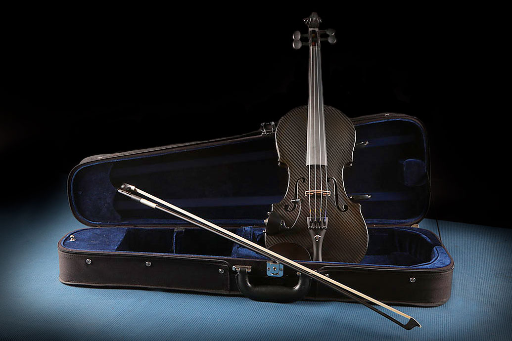 The Gayford Carbon Strad Violin