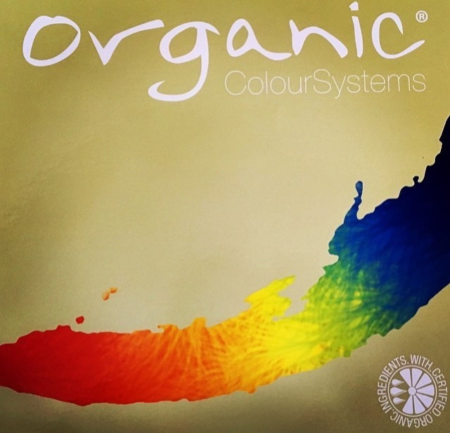 We use Organic Color Systems to protect the planet and your hair.