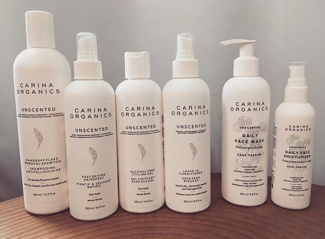 Carina Organics hair care is truly good for your hair and the earth.