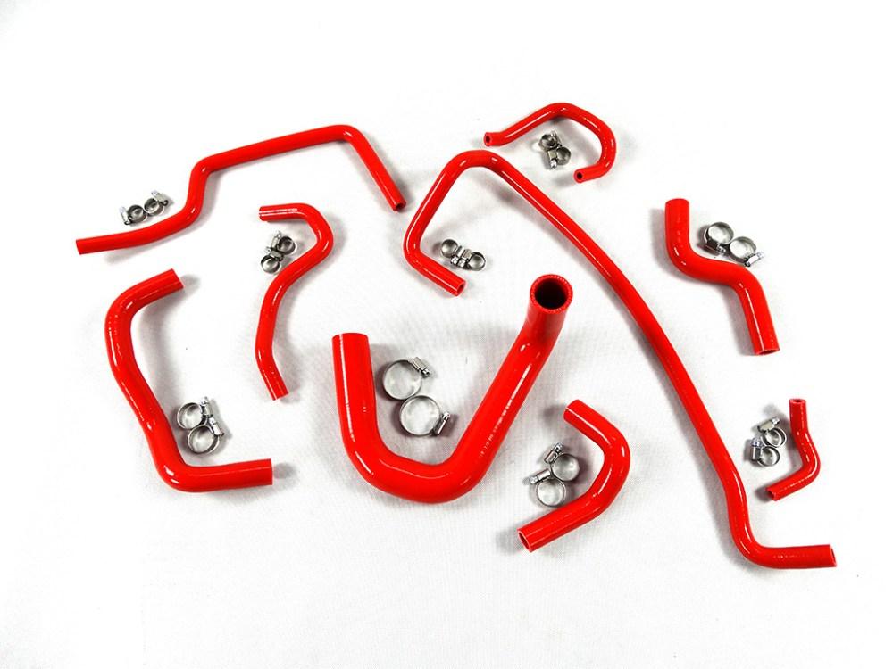 medium resolution of nc cooling hoses set