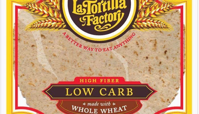 La Tortilla Factory Large Low Carb Tortillas