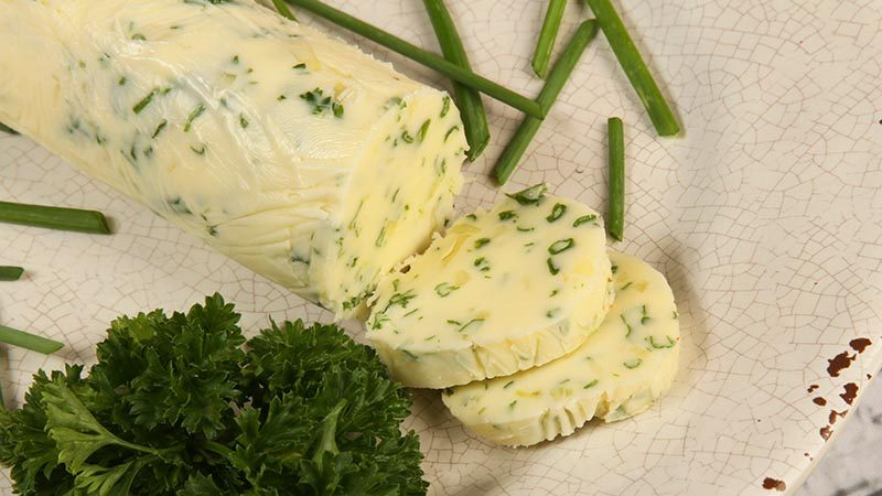Low-Carb Gluten-Free Garlic Herb Butter Recipe