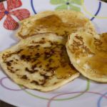 Low Carb Pancake Recipe with CarbQuik