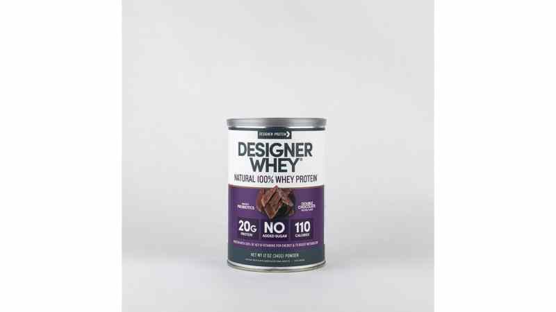 Designer Whey Double Chocolate 12oz