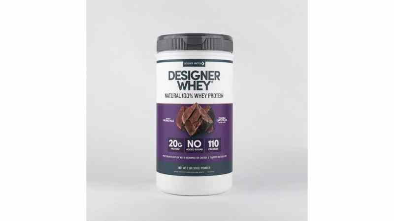 Designer Whey Double Chocolate 2lb