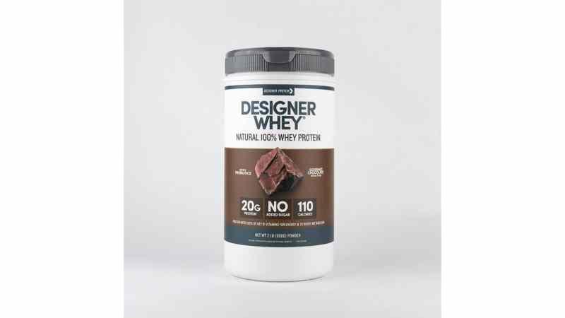 Designer Whey Gourmet Chocolate 2lb