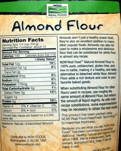Almond Flour - The Superfood Wonder - Mamma Health  |Almond Flour Nutrition