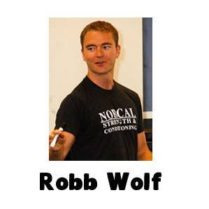 "Robb Wolf Author of ""The Paleo Solution"""