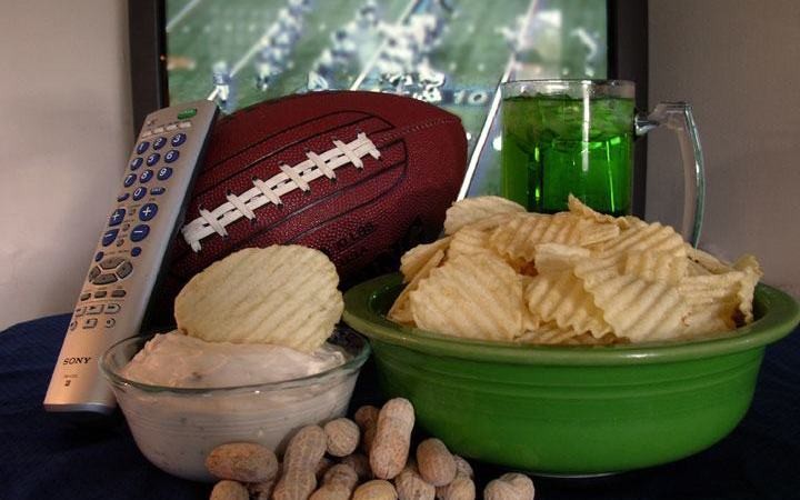 Scoring a Low Carb Touchdown for the Home Team