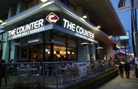 Counting Carbs at The Counter: Premium Burger Restaurant Review