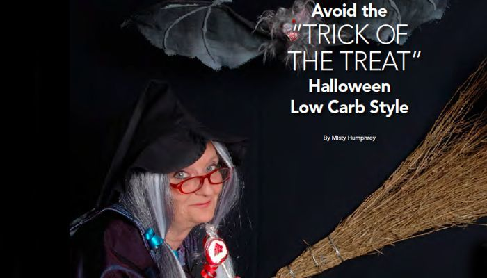 "Avoid the ""Trick of the Treat"" – Halloween Low Carb Style"