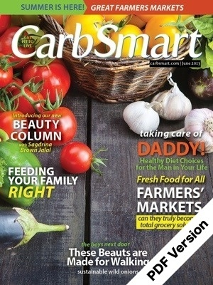 Order CarbSmart Magazine June 2013 PDF Version