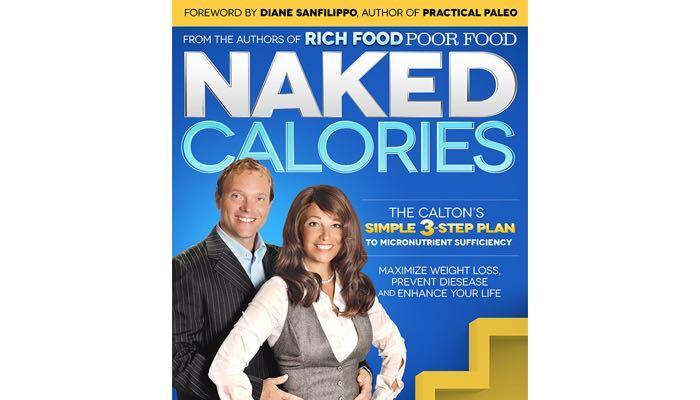 Naked Calories Book