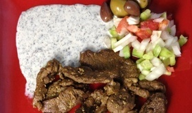 Easy Low CarbMediterranean andMiddle Eastern Cooking: Lamb Shawarma Recipe
