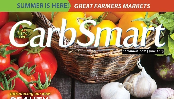 CarbSmart Magazine Issue 04: June 2013: Farmer's Markets & Summer Vegetables