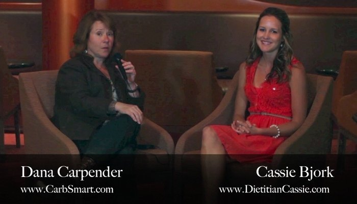Dana Carpender Video Interview with Dietitian Cassie Bjork About the Low Carb / High Fat Movement