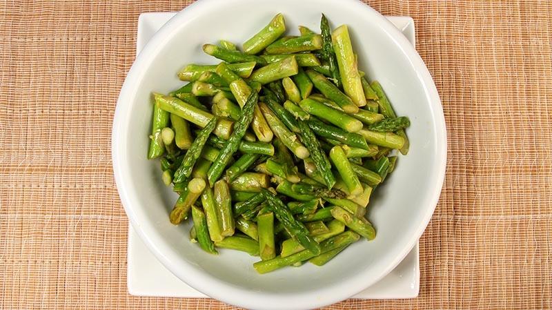 Low-Carb Asparagus In Lemon Butter Recipe