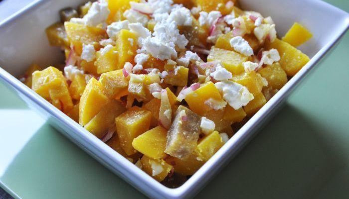 Lemon Beet Salad Recipe from CarbSmart Low-Carb & Gluten-Free Holiday & Entertaining Cookbook