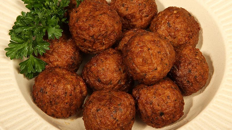 Low-Carb Gluten-Free Merry Meatballs Recipe