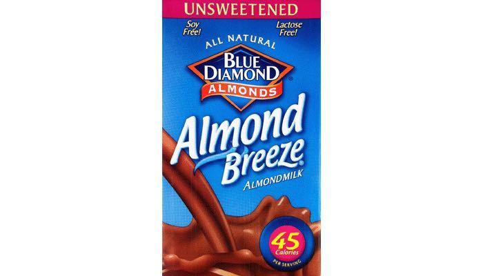 Blue Diamond Chocolate Almond Breeze
