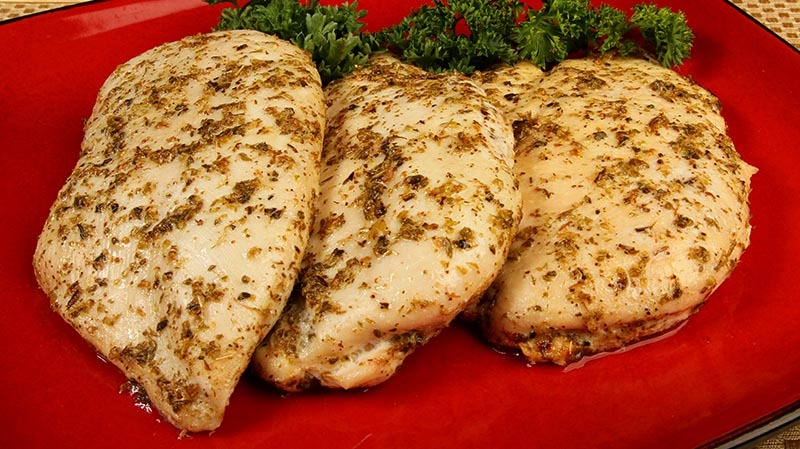 Low-Carb Gluten-Free Chicken Oregano Recipe