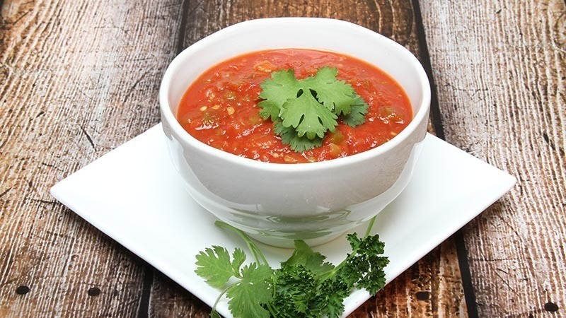 Low-Carb Chunky Style Salsa Recipe