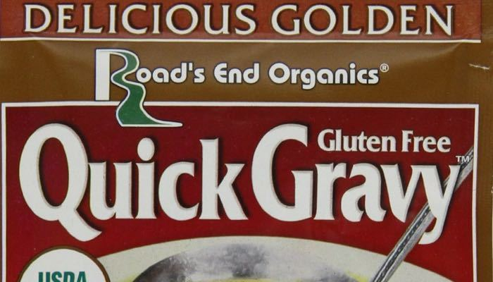 Road's End Organics Gluten Free Delicious Golden Quick Gravy