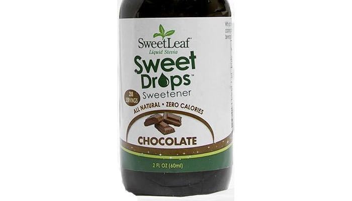 SweetLeaf Sweet Drops Chocolate Liquid Stevia Sweetener 2 oz.