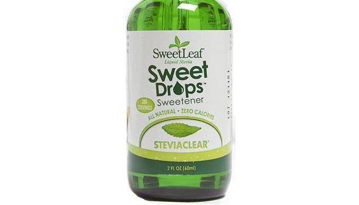 SweetLeaf Sweet Drops SteviaClear Liquid Stevia Sweetener 2 oz.