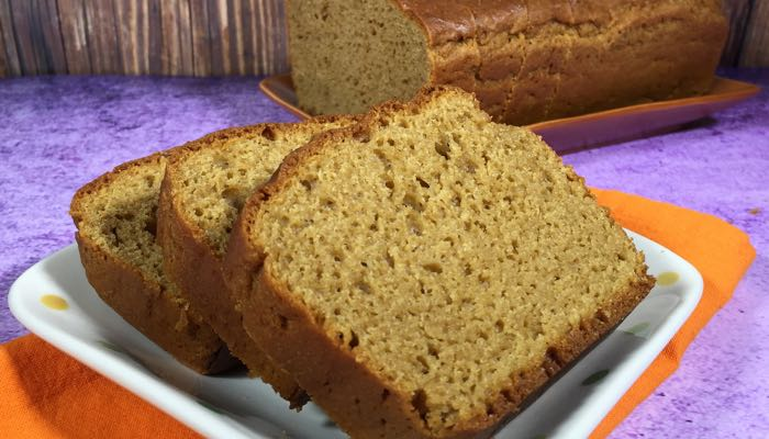 Low Carb Fresh Baked Banana Bread by LC Foods