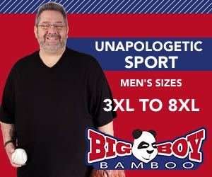 Big Boy Bamboo Unapologetic Sport