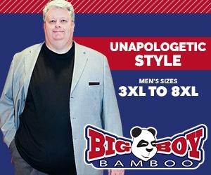 Big Boy Bamboo Unapologetic Style
