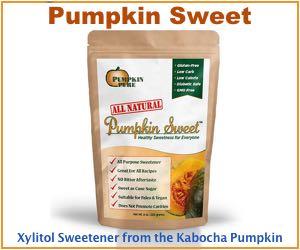 Pumpkin Sweet Xylitol Sweetener