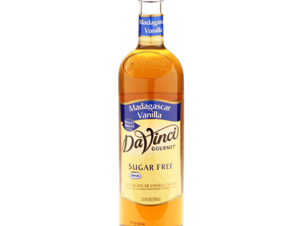 DaVinci Gourmet Sugar-Free Madagascar Vanilla Syrup