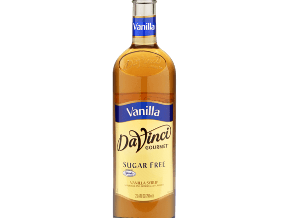 DaVinci Gourmet Sugar-Free Vanilla Syrup