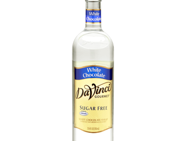 DaVinci Gourmet Sugar-Free White Chocolate Syrup