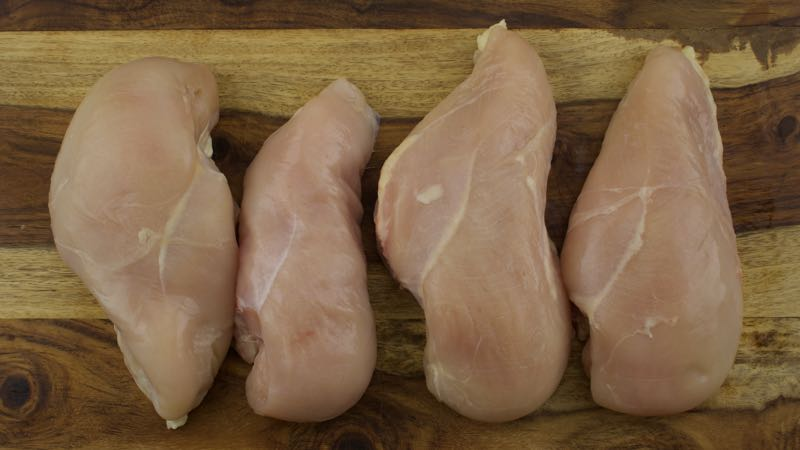 Low-Carb, Gluten-Free Southwest Marinade Recipe - coat 4-6 pieces of chicken breast