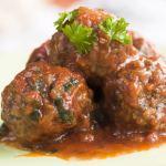 Italian Meatballs in Marinara Recipe