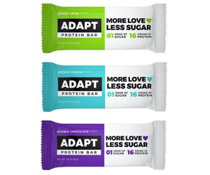 Adapt Your Life Protein Bar – Variety Pack