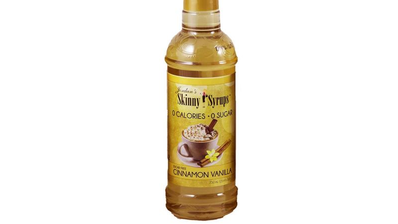 Jordan's Skinny Syrups Sugar Free Cinnamon Vanilla