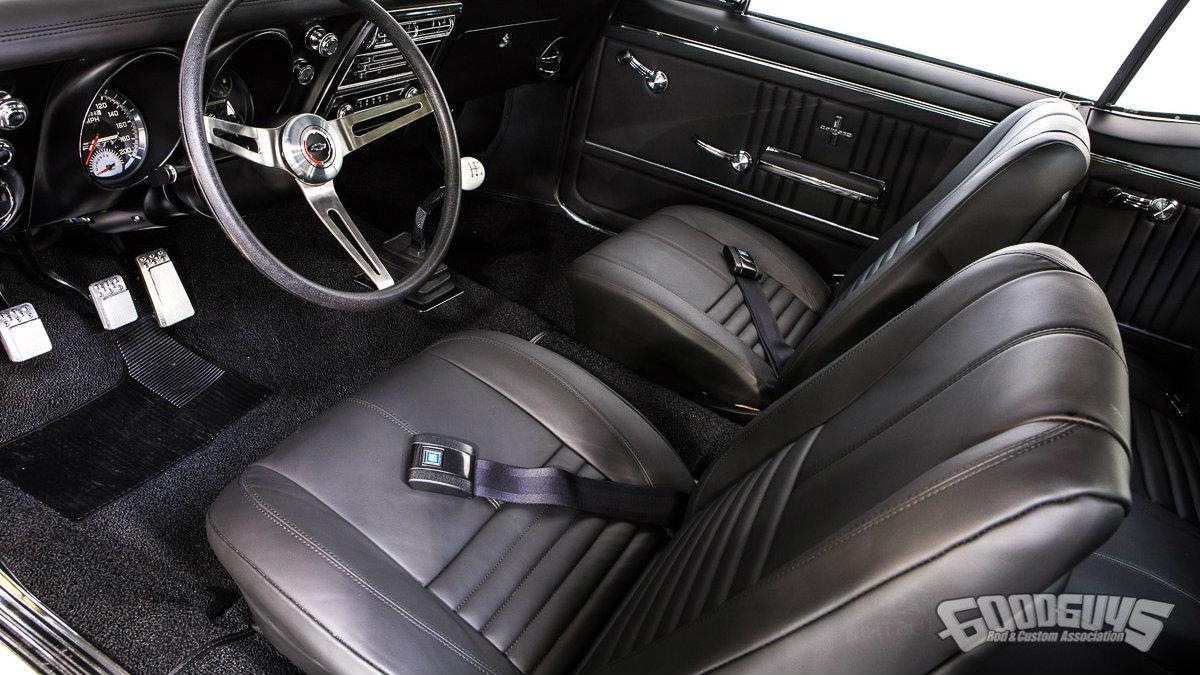67 Camaro Dash Wiring Harness Column Shift Auto Fits 1967 Camaro