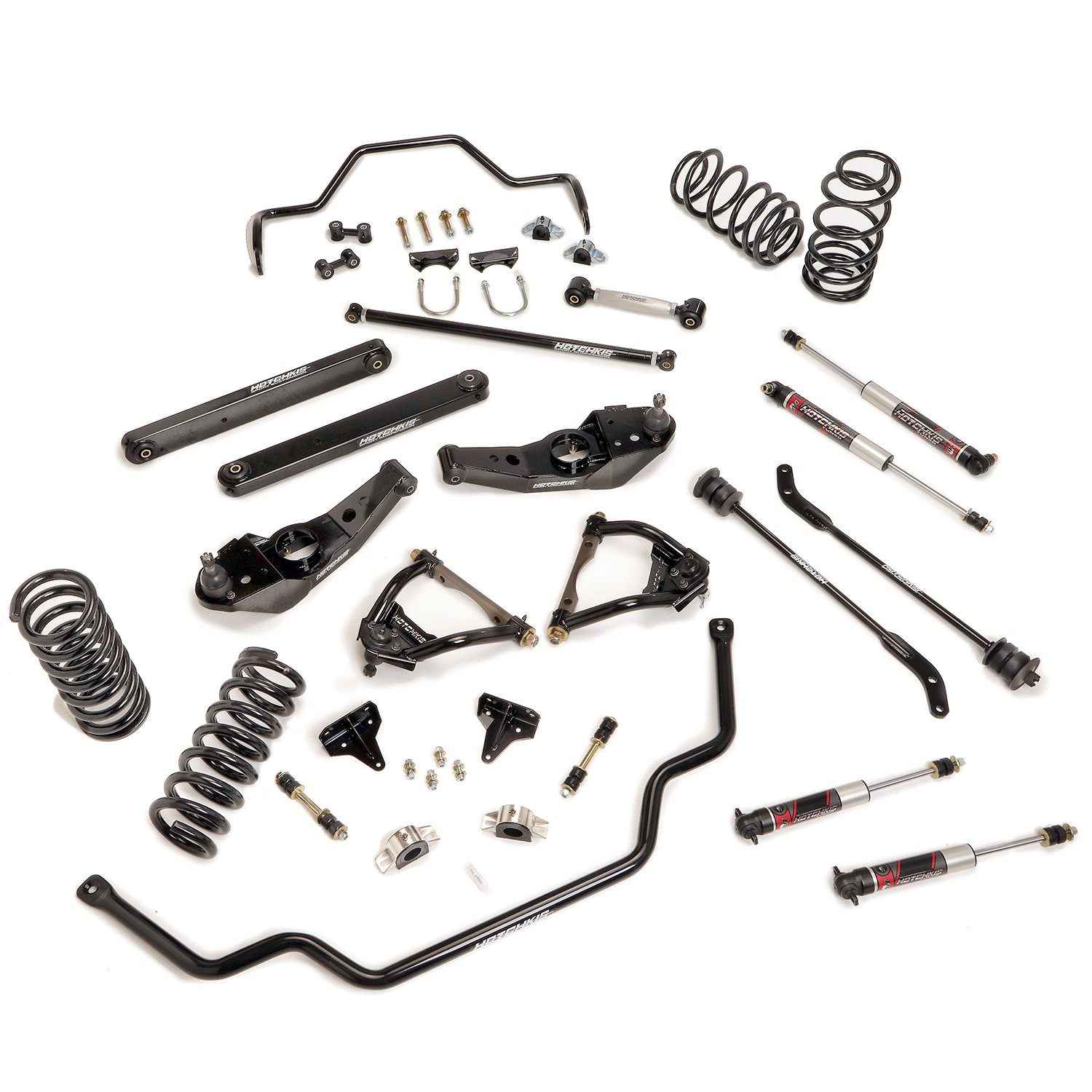 Galaxie Total Vehicle Suspension System