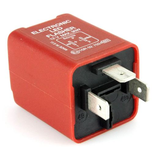 small resolution of red 3 pin led flasher relay 30 watt