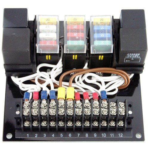 small resolution of cbs 12 circuit wiring module car builder solutions car wiring harness pdf car wiring kits