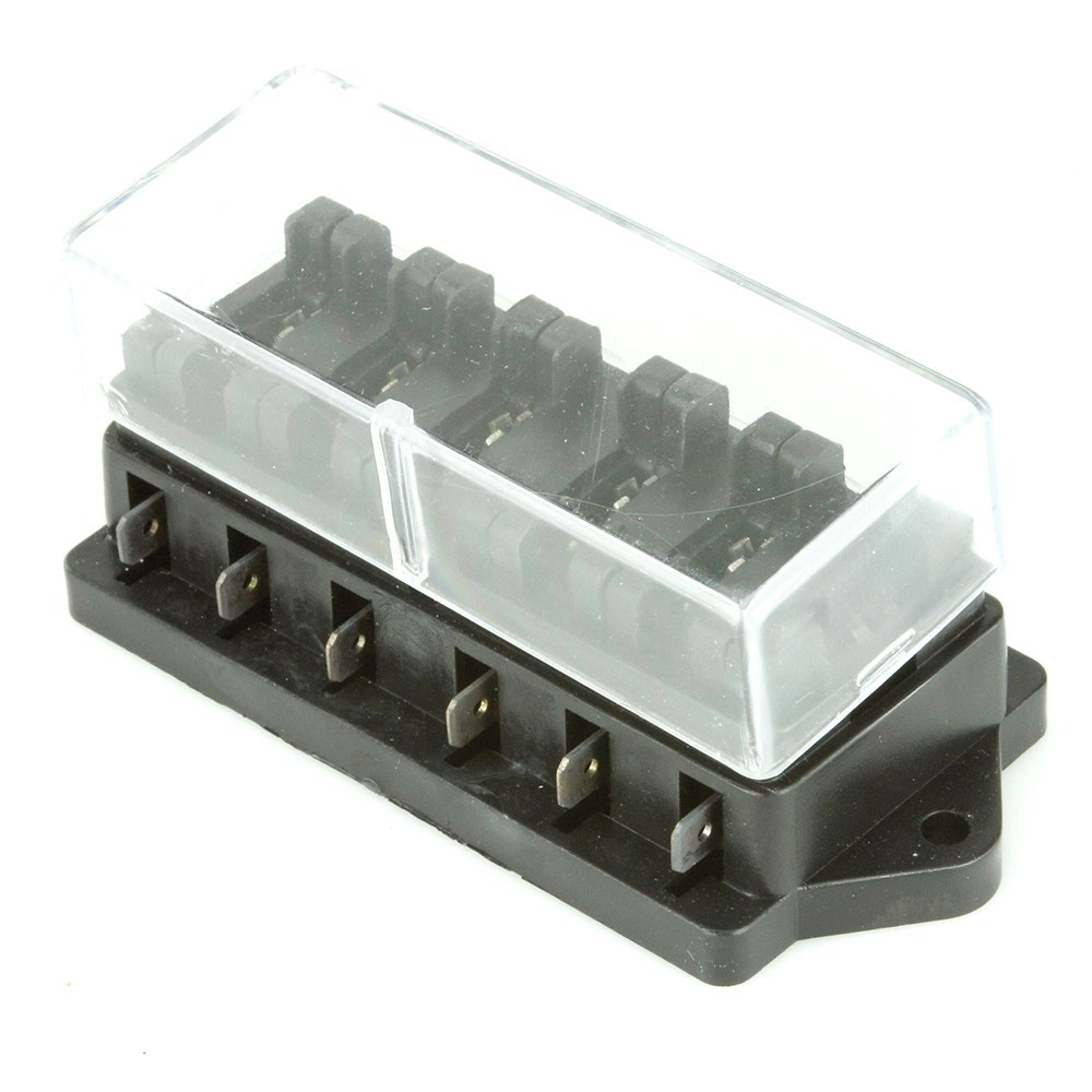 hight resolution of 6 way blade fuse box side entry