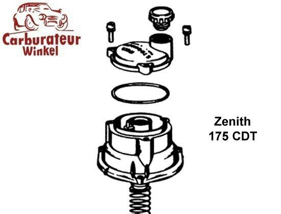 Mercedes Benz W115 Carburateur Onderdelen en Revisie Sets