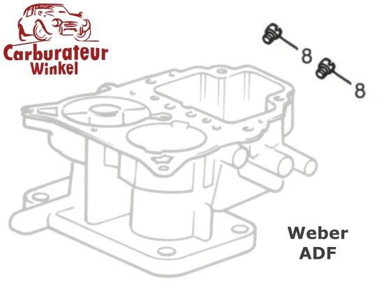 Weber Carburateur Sproeiers