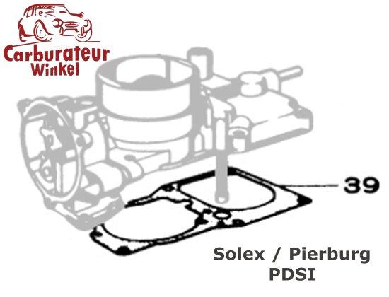 Solex PDSI Carburateur Onderdelen