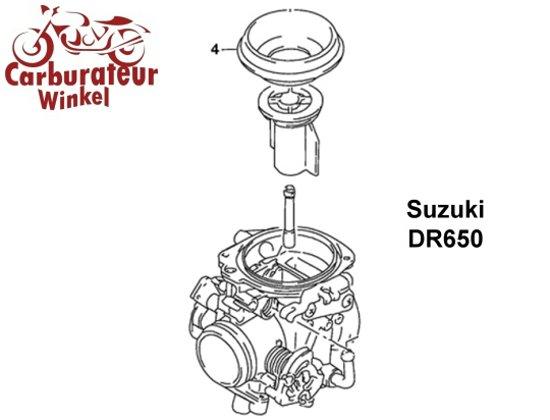 Suzuki Carburateur Onderdelen en Revisie Sets