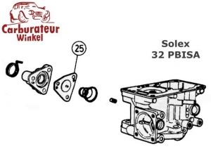 Peugeot 205 Carburateur Onderdelen